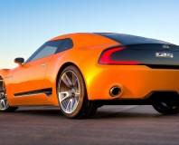 Kia показала 315-сильное спорткупе GT4 Stinger. Видео и фото