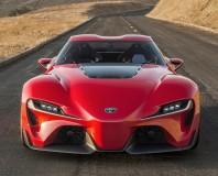 Toyota представила потрясающий спорткар FT-1. Видео и фото