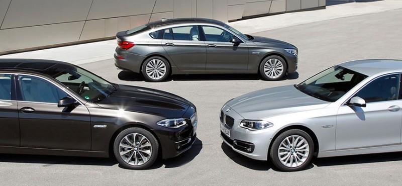 BMW названа самой любимой автомобильной маркой немцев