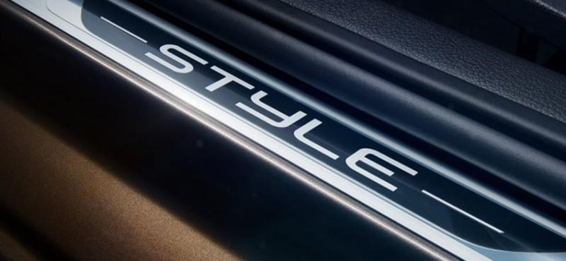 Volkswagen Polo седан получил новую версию Style