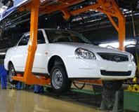 Экспорт автомобилей из России вырастет в 7 раз