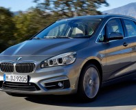 Первая BMW с передним приводом. Видео и фото