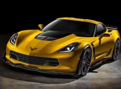 Chevrolet показал самый злой трековый Corvette