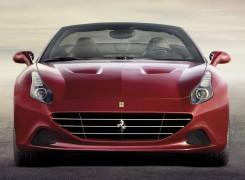 Ferrari показала новую турбированную California T. Видео и фото