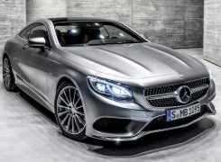 Mercedes-Benz S-Class Coupe — возрождение старых традиций. Видео и фото
