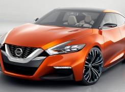 Будущая Nissan Maxima в концепте Sport Sedan. Фото