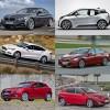 Финалисты конкурса «Всемирный автомобиль года»